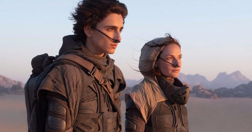 Dune, estrenos simultáneos en cines y HBO Max