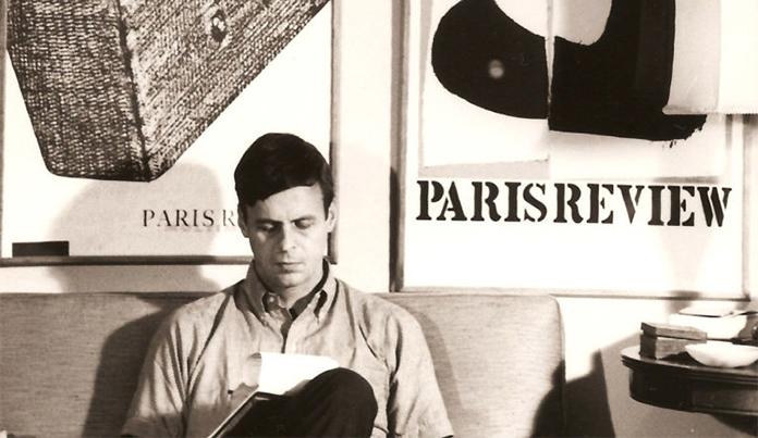 George Plimpton, primer editor de The Paris Review
