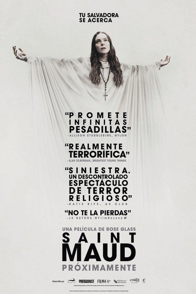Cartel de Saint Maud