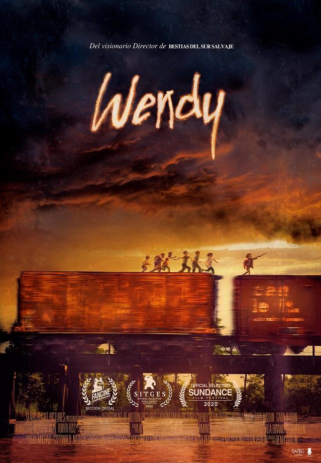 Cartel de Wendy
