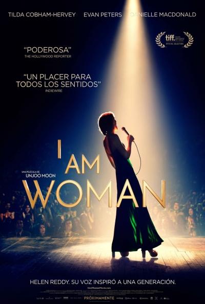 Cartel de I Am Woman