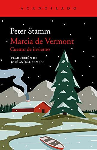 Marcia de Vermont, de Peter Stamm