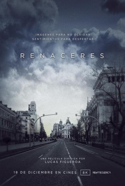 Cartel de Renaceres, segundo documental en los estrenos del 18 de diciembre