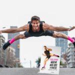 Foto de archivo para la portada de Mucho más que Fitness, el libro de Cesc Escolá
