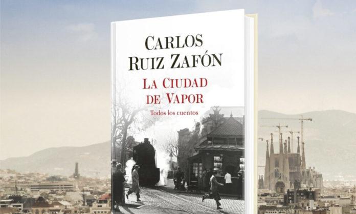 foto para la reseña de La ciudad de Vapor de Carlos Ruiz Zafón