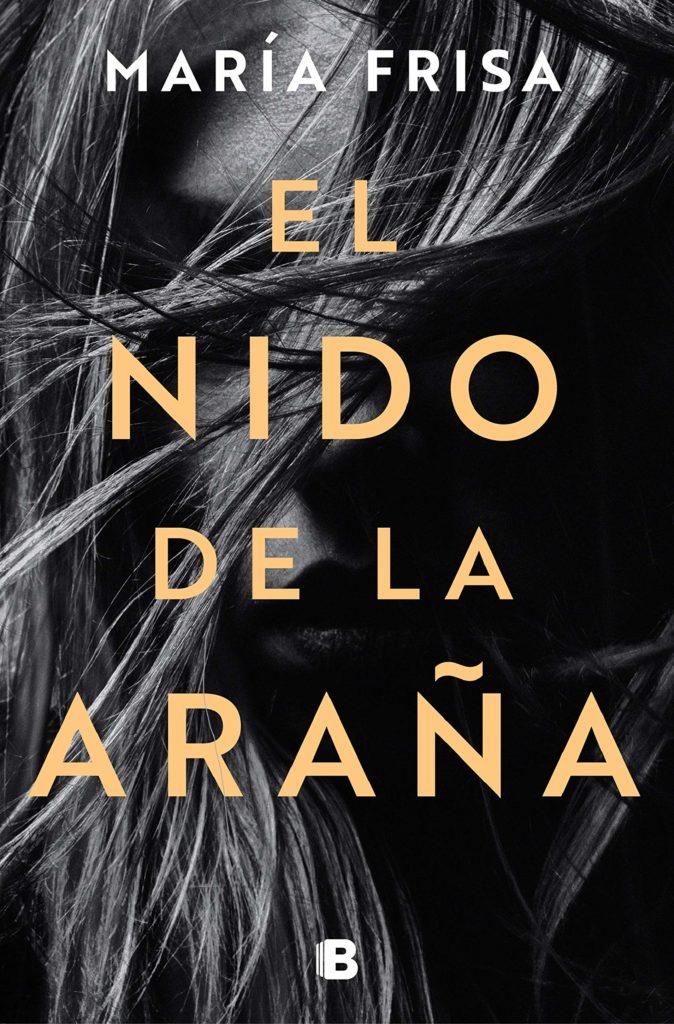 """Portada de """"El nido de la araña"""" de María Frisa"""