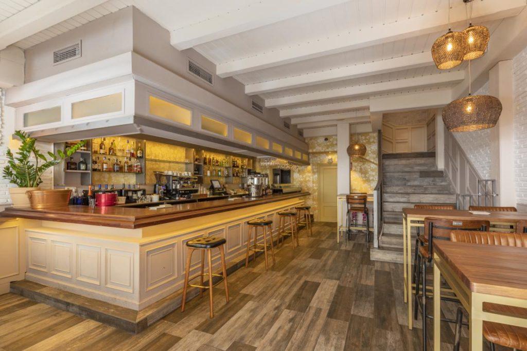 Zaga, el nuevo restaurante de Ponzano