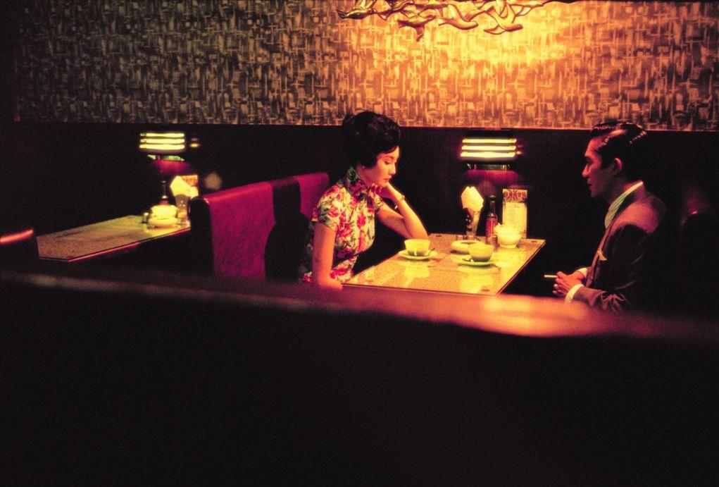 La sra. Chang y el sr. Chow y sus rutinas