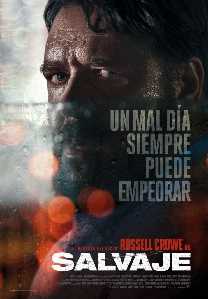 Cartel de Salvaje, el posible éxito de taquilla entre los estrenos del 6 de enero