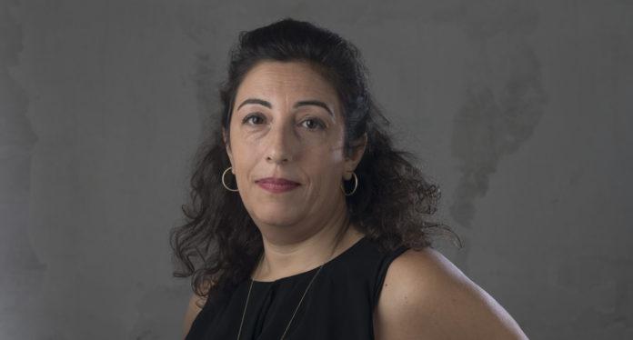 Foto de archivo para la entrevista de María Frisa, autora de El nido de la araña