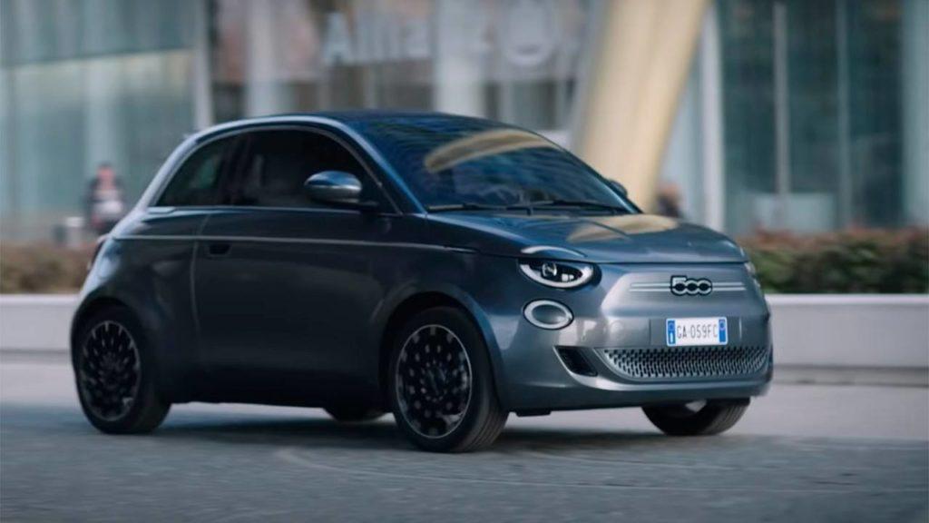 El eléctrico de Fiat