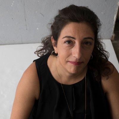 """Foto de archivo de María Frisa, autora de """"El nido de la araña"""""""