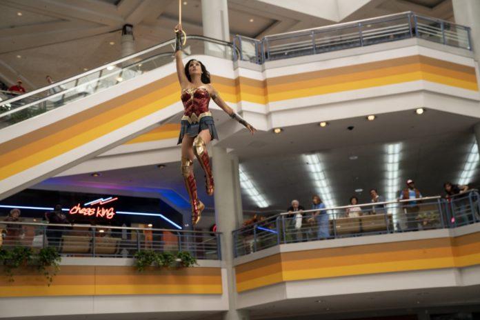 Wonder Woman 1984, Gal Gadot, Diana Prince