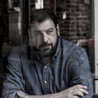 Foto de archivo de Santiago Díaz, autor de 'El buen padre' y Talión''