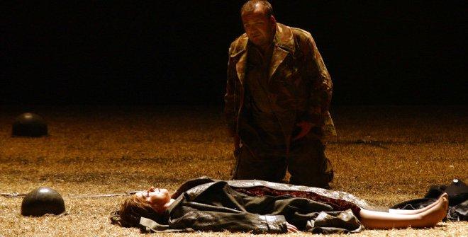 La ópera está interpretada por Andreas Schager (Siegfried) y Andreas Conrad (Mime)