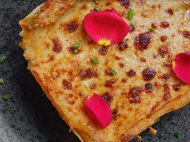 Lasana Kimchi de pato confitado
