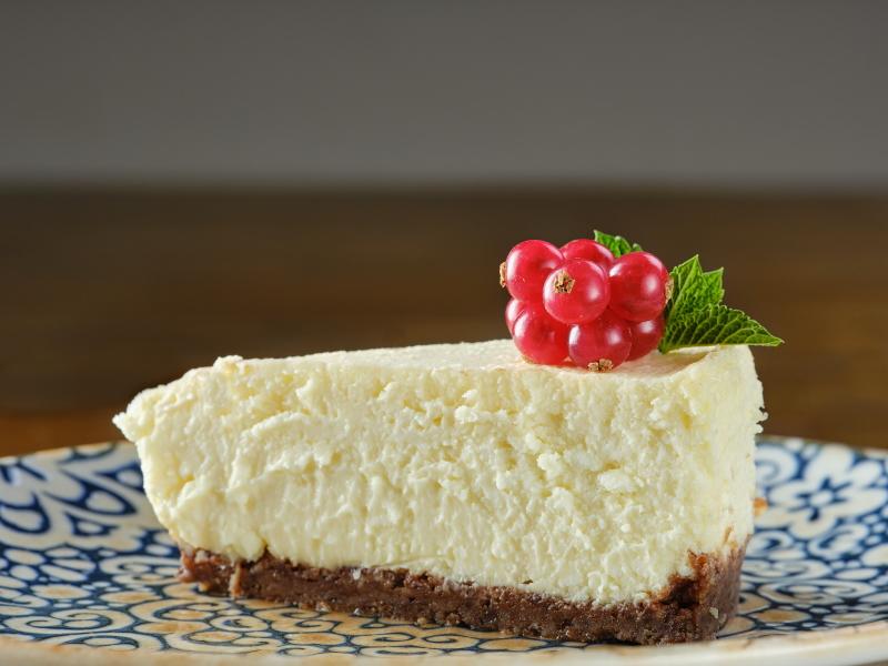 La tarta de queso de La Malontina