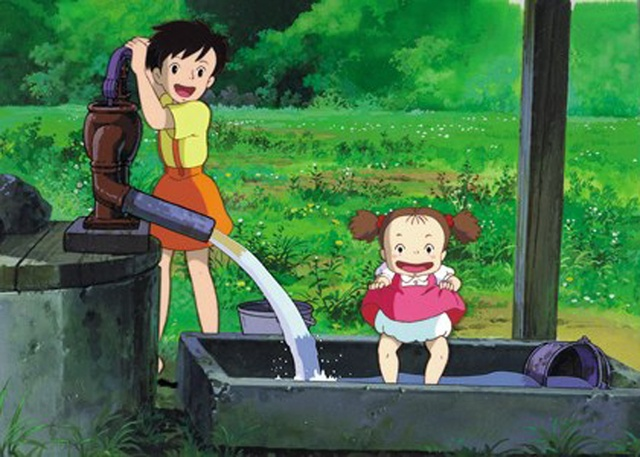 Satsuki y Mei