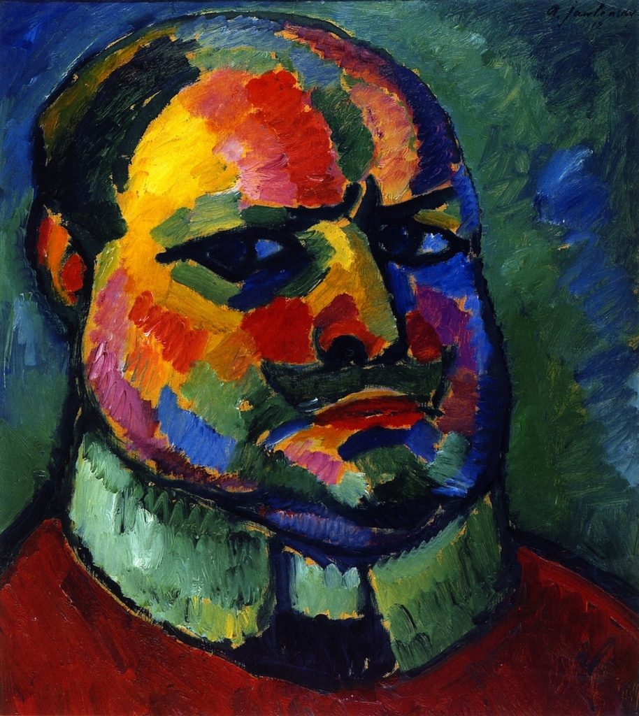 Jawlensky, autorretrato