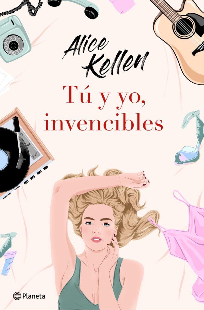 Portada de Tú y yo, invencibles de Alice Kellen