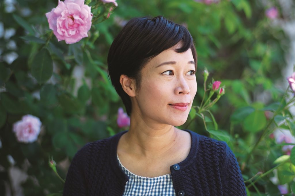 Foto de Yangsze Choo, autora de El tigre nocturno