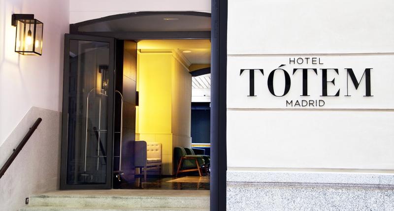 Cócteles de primavera en el hotel Tótem Madrid