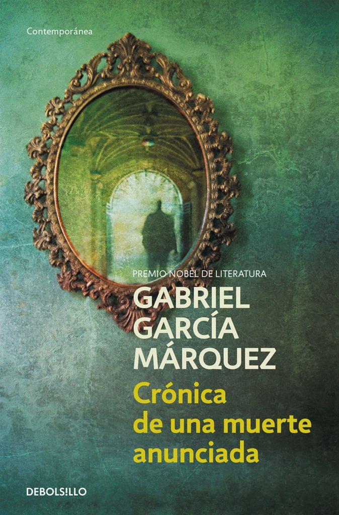 Uno de los libros favoritos de Leticia Sierra es Crónica de una muerte anunciada