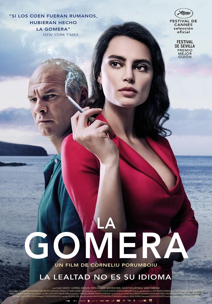 Cartel de La Gomera