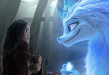 Raya y el dragón