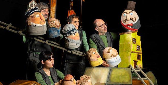 Hameli es una de las 29 obras que componen esta nueva edición del Festival Internacional de Artes Escénicas Teatralia