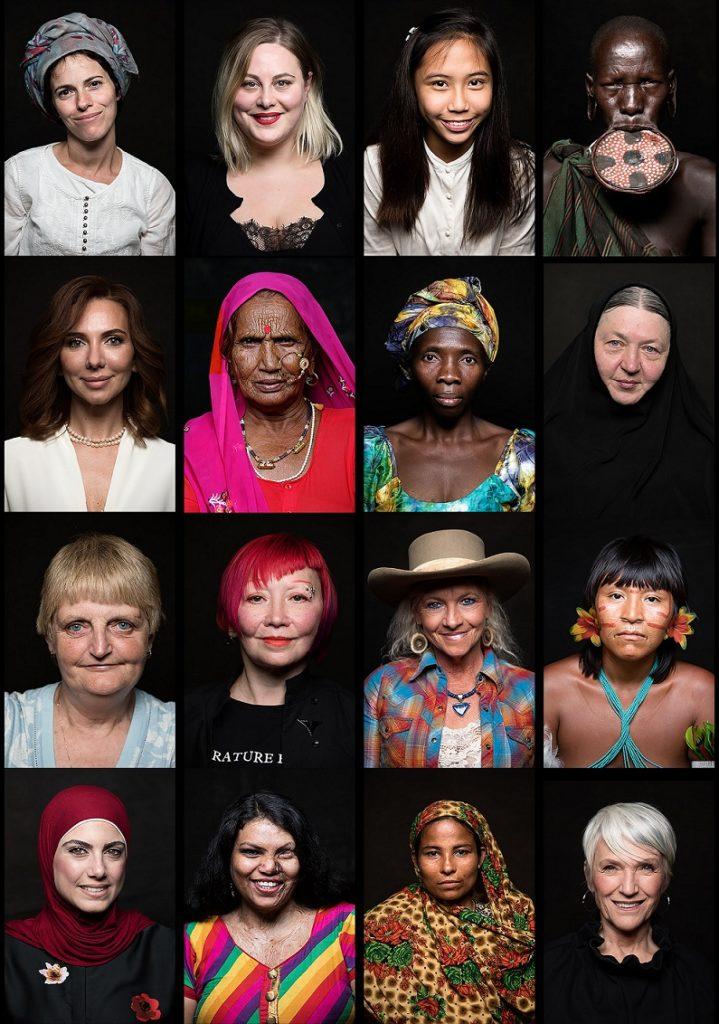Woman, mujeres de todas partes y condiciones