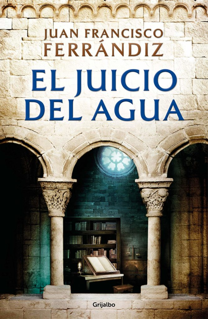 Portada de El juicio del agua de Juan Francisco Ferrándiz