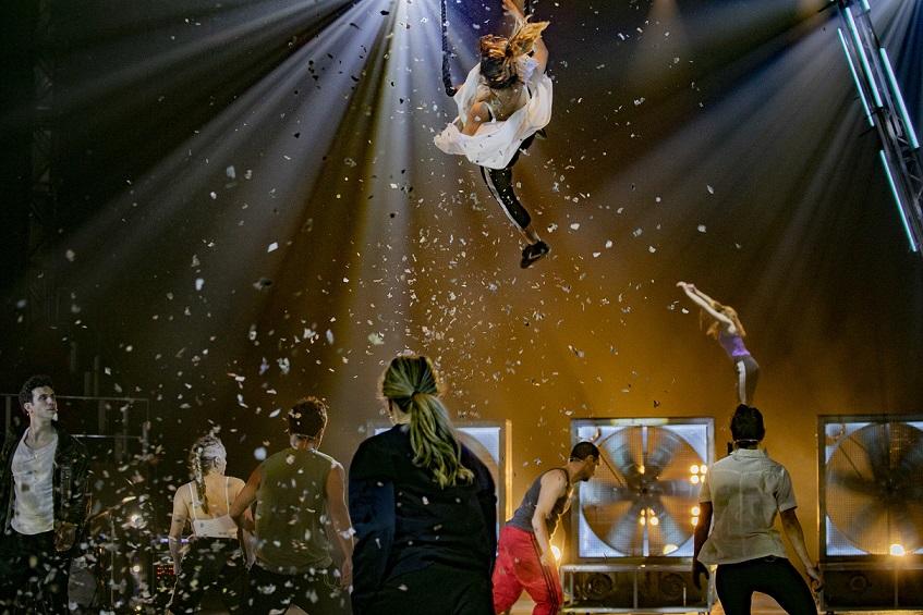 Teatro, música y circo componen la Eneida moderna del Teatro Circo Price