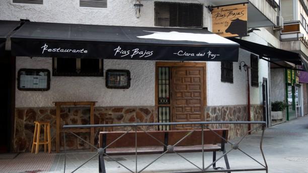 Rías Bajas está a la altura de la madrileña calle Clara del Rey, 37