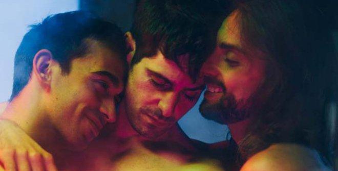 La obra Afterglow entremezcla lo erótico y lo emocional