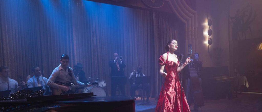 En Los estados Unidos contra Billie Holiday, Anda Day interpreta los temas de modo notable