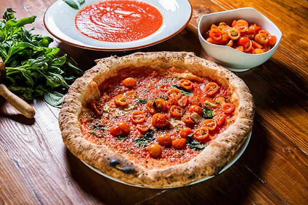 Qué se come en Italia Campania
