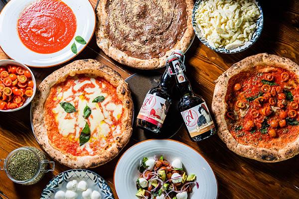 Qué se come en Italia cervezas