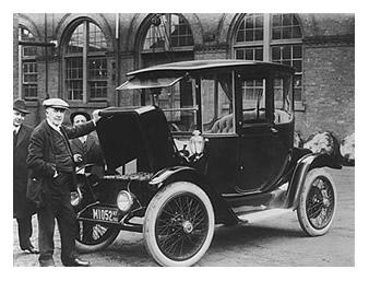 anderson electric car