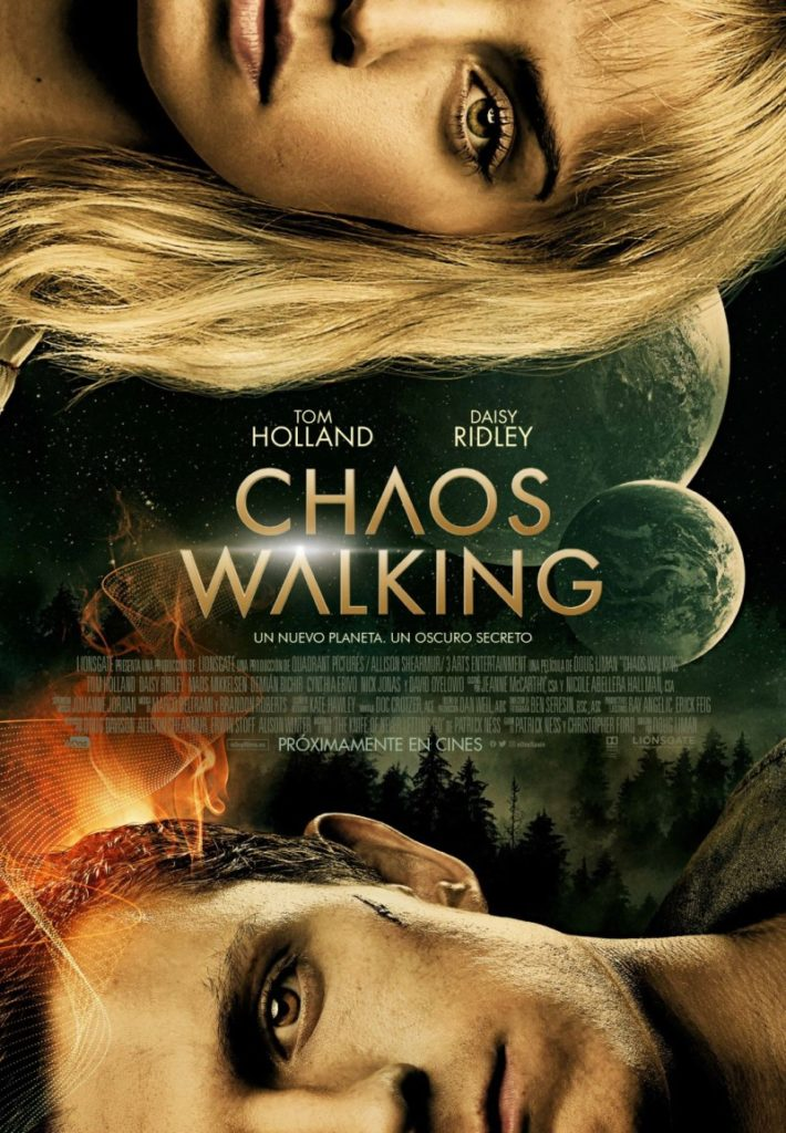 Póster de Chaos Walking