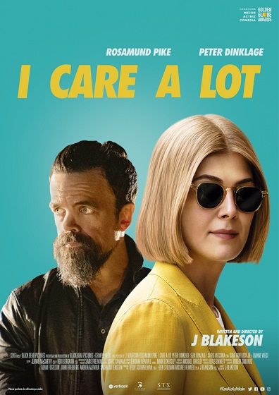 Póster de I care a lot
