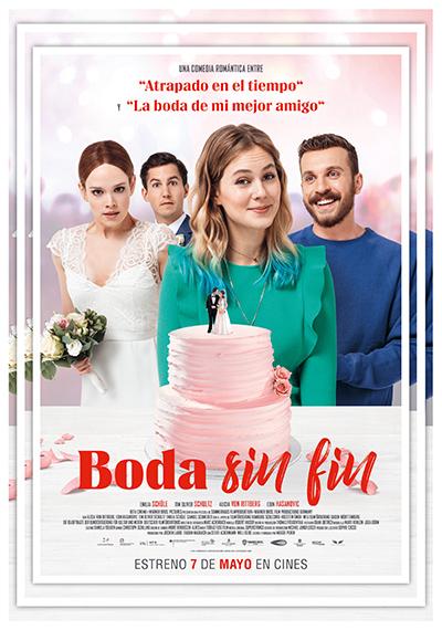 Póster de Boda sin fin. Una comedia romántica alemana entre los estrenos del 7 de mayo