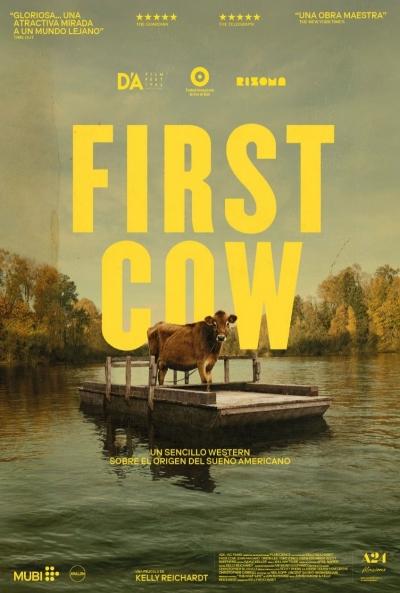 Póster de First Cow