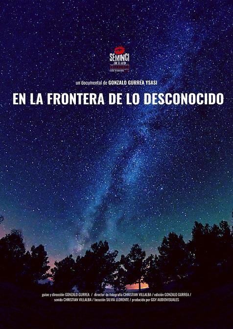 Póster de Más allá de las estrellas. Fotografiando un agujero negro