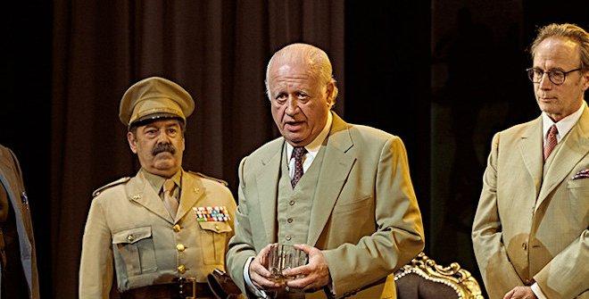 La adaptación teatral de La fiesta del chivo habla de los últimos días del dictador dominicano Trujillo