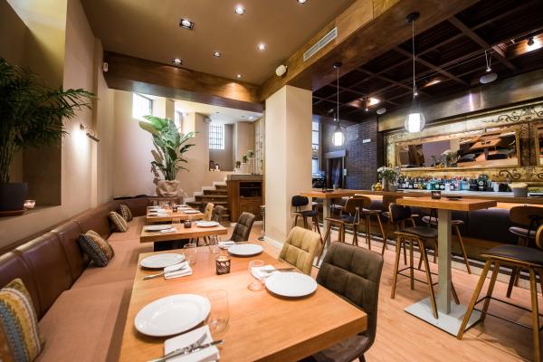 Restaurante Colósimo sala