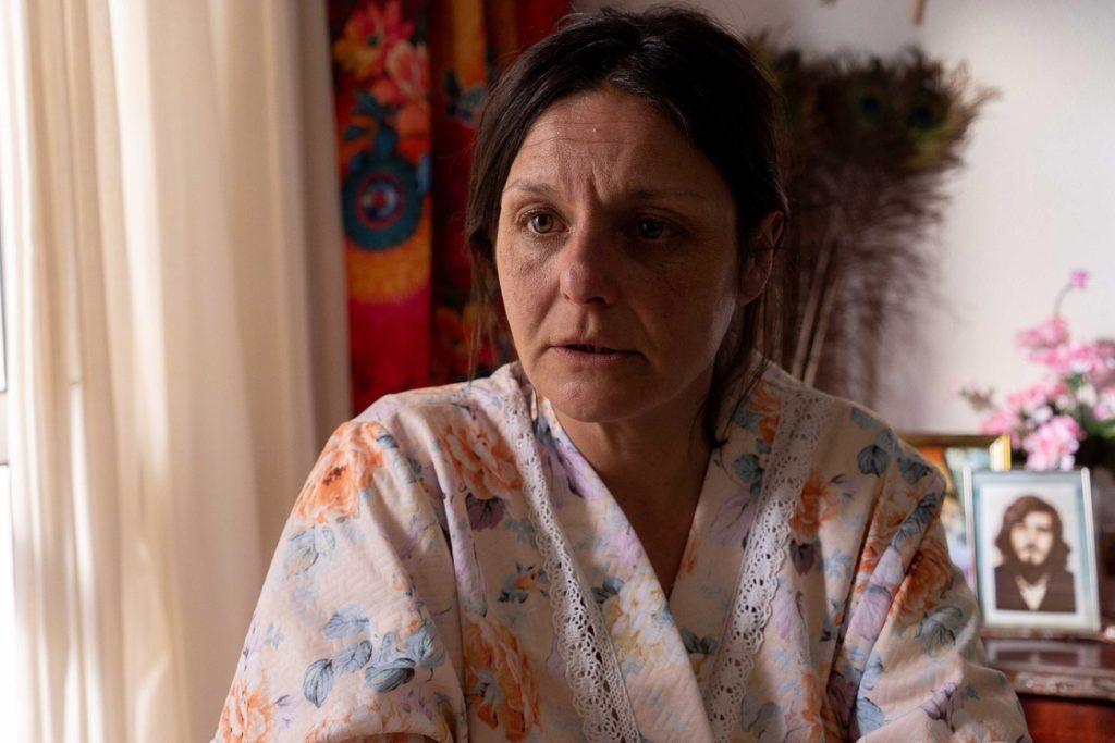 Una madre siempre será una madre. Estefanía de los Santos es Rosario, madre de Pepa