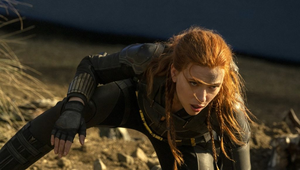 Scarlett Johansson (Natasha Romanoff en Viuda Negra), con ella llegó el escándalo