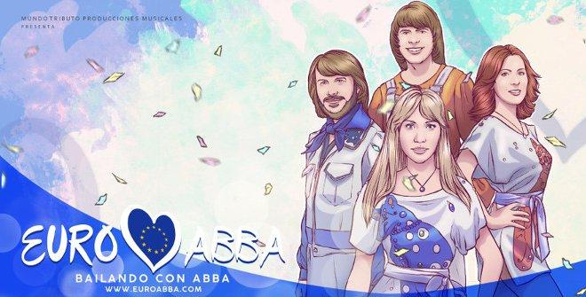 El espectáculo EuroAbba. Bailando con Abba ofrece los mayores éxitos del famoso grupo sueco pop