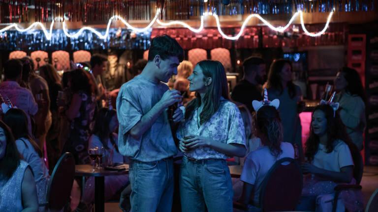 Dani y Sandra, el amor lo puede todo